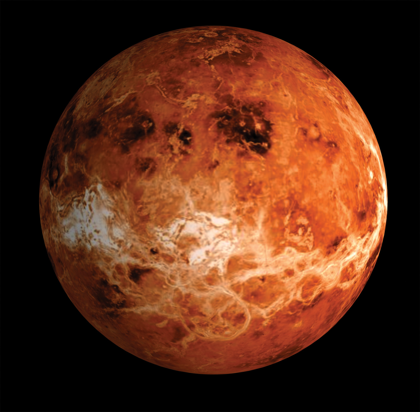 Venus Planet - Pics about space