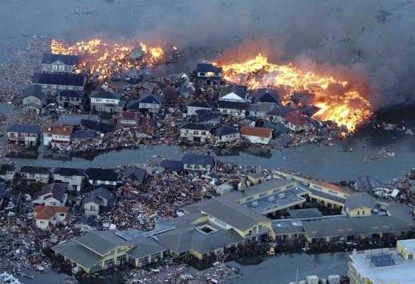 Japan earthquake/Miyagi