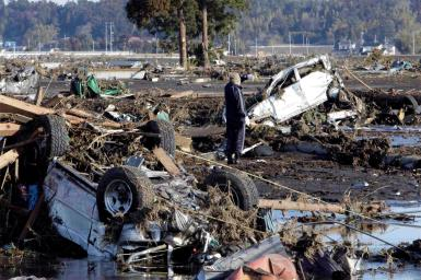 Japan-Tsunami-Earthquake