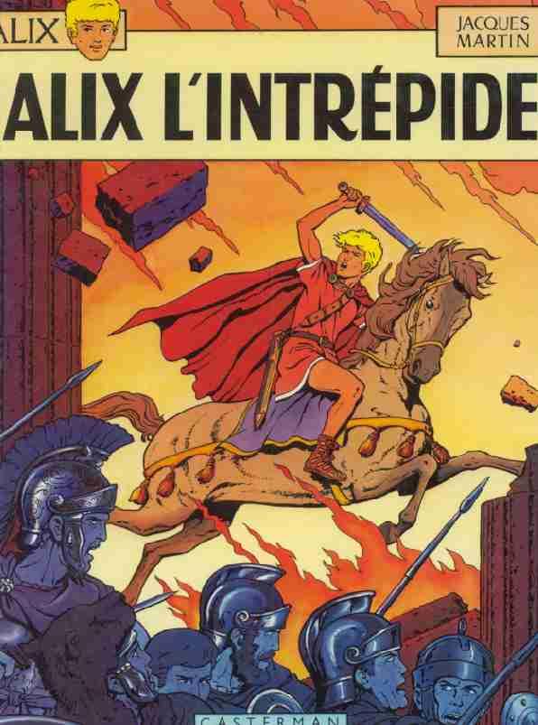 Alix intrepide