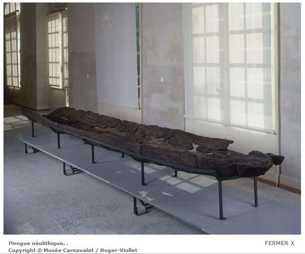 """photo extraite du site du musée Carnavalet""""Admiez ces magnifiques """"branches tressées"""" !!"""