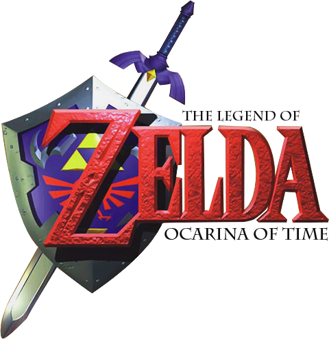 The_Legend_of_Zelda_Ocarina_of_Time_logo