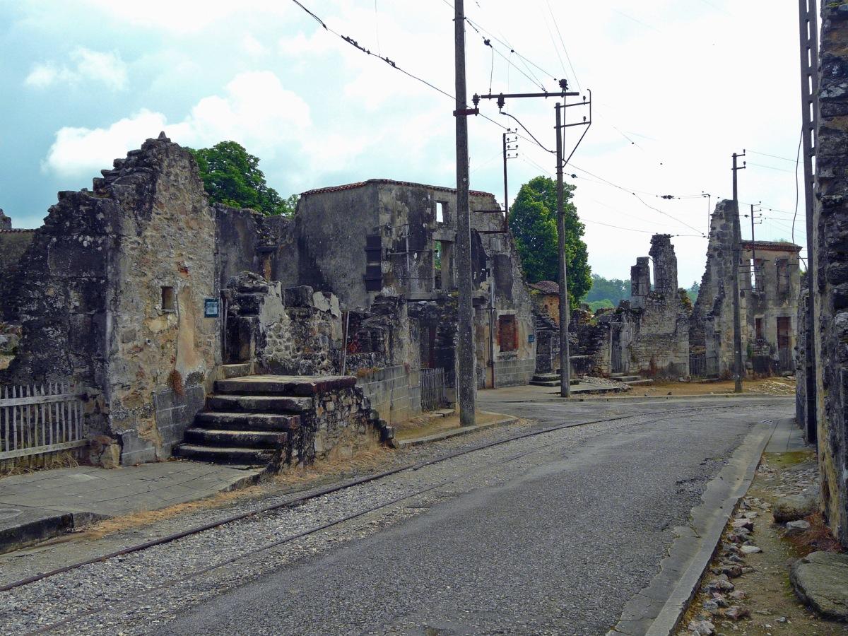 Oradour-sur-Glane-Limousin