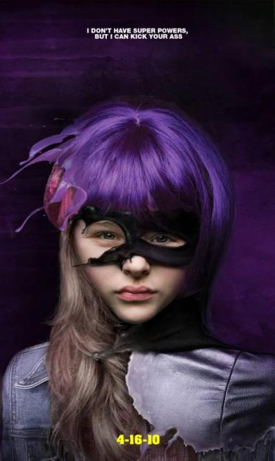 hit girl mindy macready
