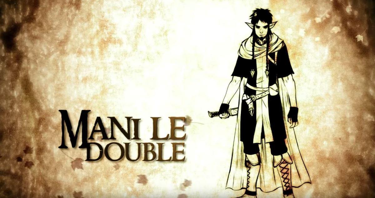 Mani le double